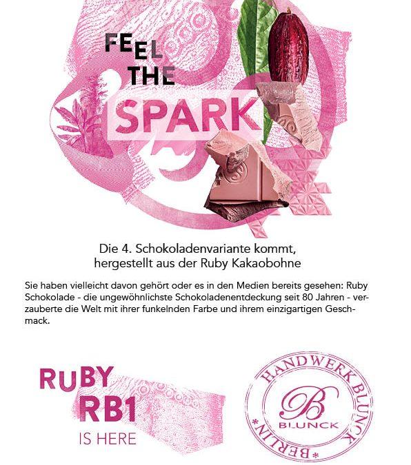 BLUNCK präsentiert Ruby